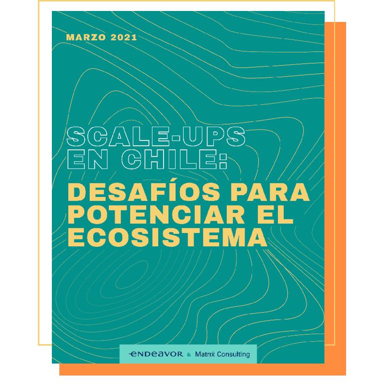 Scale-ups en Chile: Desafíos para potenciar el ecosistema