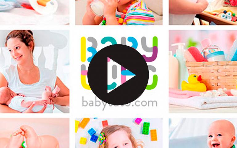 Babytuto: un one stop shop con todo lo que necesitas para el desarrollo de tu bebé